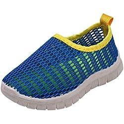 a7906d3f67 HLIYY Engrener Chaussures de Running Compétition Mixte en Enfant en Bas âge  Enfants Bébés Garçons Filles