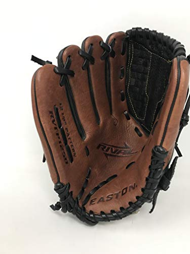 Easton rvfp1250 Fastpitch Softball Handschuh (°), schwarz/braun (Softball Fastpitch-handschuh)