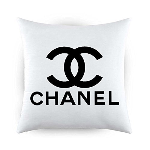 chanel-white-design-pillow-case-two-side-16-x-16-inches