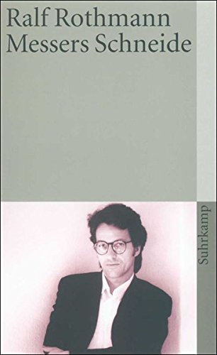 Messers Schneide: Erzählung (suhrkamp taschenbuch)