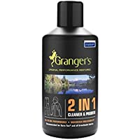 Grangers Clothing 2 In 1 Proofing/Cleaner L by Grangers