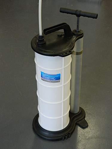 Changeur d'huile manuel de l'extracteur de fluide 9L, extracteur de fluide de vidange d'huile moteur à commande manuelle