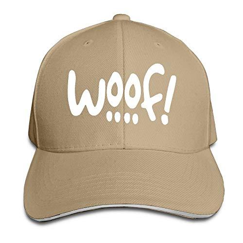 ! Dog Themed Adjustable Baseball Cap ()