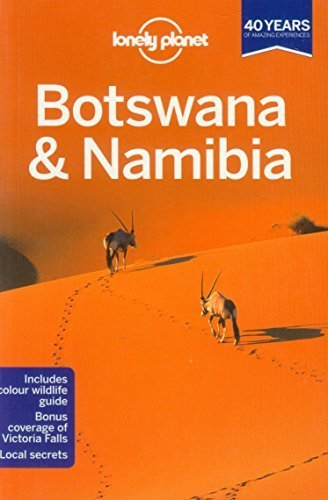Lonely Planet Botswana & Namibia (Travel Guide) by Lonely Planet, Murphy, Alan, Ham, Anthony, Holden, Trent, Mo (2013) Paperback