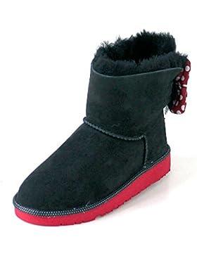 UGG SWEETIE BOW KIDS Stiefel 2016 black