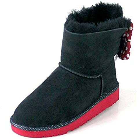 Ugg SWEETIE BOW KIDS 2017 black 34