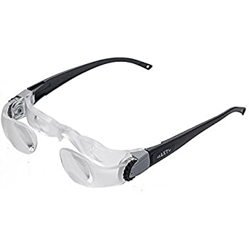 56198e0b1a Babimx Max Big Vision TV Magnifying Glasses 2.1X 0 to +300 Degree Goggles  Reading Screen Video Magnifier Eye Glasses (Far-sightedness)