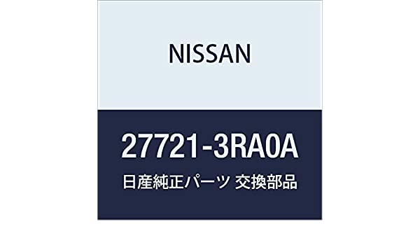 Genuine Nissan Sun Load Sensor 27721-3RA0A