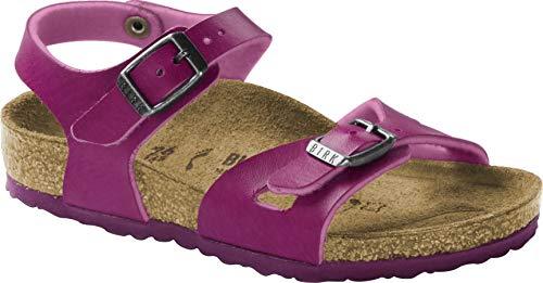 Mädchen Saddle Shoes - BIRKENSTOCK Rio Kids Birko-Flor schmal