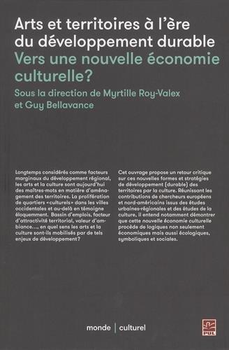 Arts et territoires à l'ère du développement durable par Myrtille Roy-Valex