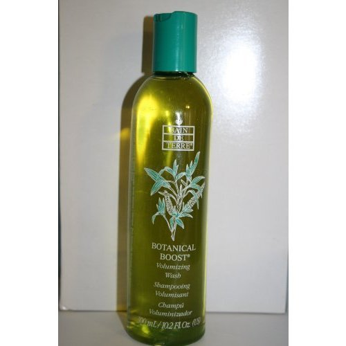 Bain de Terre – Botanical Boost – Wash – Shampoing volume – 300 ml