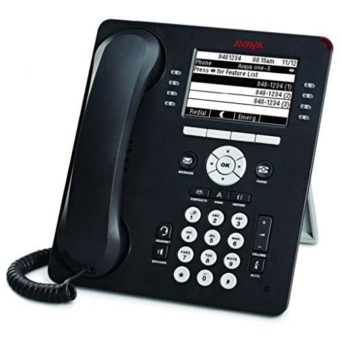 Avaya 9608G IP Deskphone VoIP **New Retail**, 700510905 (**New Retail** Phone 4 Pack) Avaya Voip-system