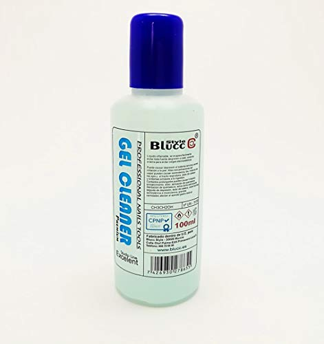 Gel Cleaner 100ml - Eliminar capa pegajosa