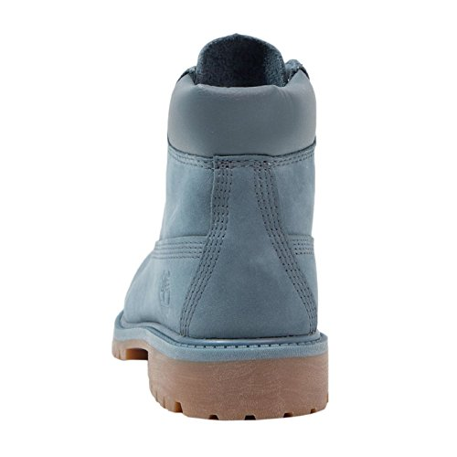 Timberland Unisex Adults 6 in Premium Wp A1O8D Classic Boots  Blue  Orion Blue   6 5 Youth UK  40 EU