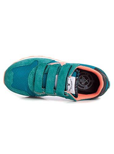 Sneaker Munich Massana Turchese Blu