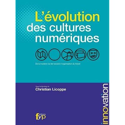 L'évolution des cultures numériques, de la mutation du lien social à l'organisation du travail
