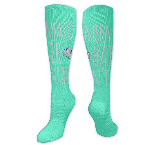 Schiedsrichter Damen Socken Kostüm - RollRoll Knee High Socks Eiffelturm Paris Flowers Neuheit Crew Socken Kniestrümpfe für Frauen und Männer, 50cm