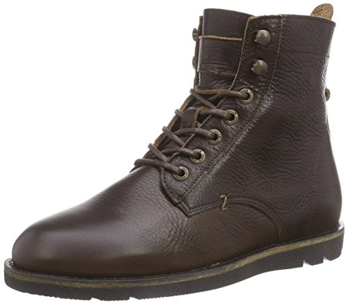 Hub Triumph, Bottes Chukka femme Marron (dark Brown/black 131)
