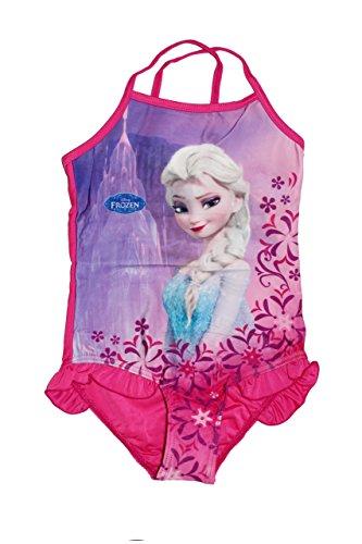 Frozen - Die Eiskönigin -  Costume intero  - ragazza Rosa 2 116 cm
