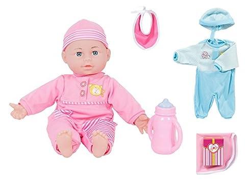Poupon 30 Cm - Coffret poupon - bébé - poupée de