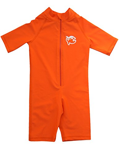 IQ-Company Kinder Uv Kleidung 300 Shorty Kiddys, Siren, 86 (1-1,5 years)