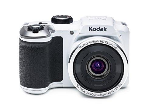 Kodak PIXPRO AZ251 Fotocamera Bridge 16 MP 1/2.3' CCD 4608 x 3456 Pixel Bianco