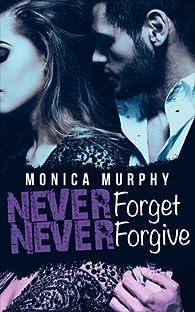Never forget / Never forgive par Monica Murphy