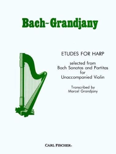 etudes-for-harp-harp-book