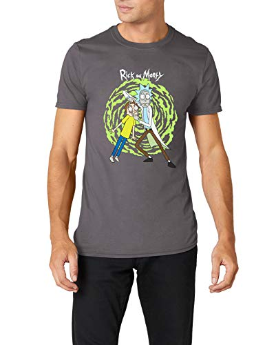 T-Shirt (Unisex-S) Spiral (Grey) -