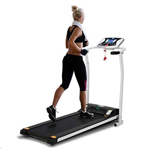 LONTEK Electric Folding Treadmill