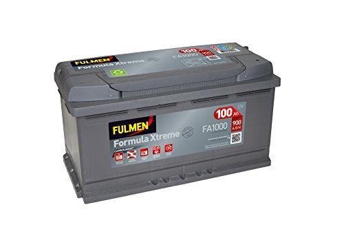 Preisvergleich Produktbild Fulmen - Autobatterie FA1000 12V 100Ah 900A - Akku(s)