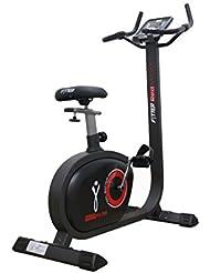 Fytter RA-09R - Bicicletas estáticas y de spinning para fitness, color negro