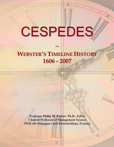cespedes-websters-timeline-history-1606-2007