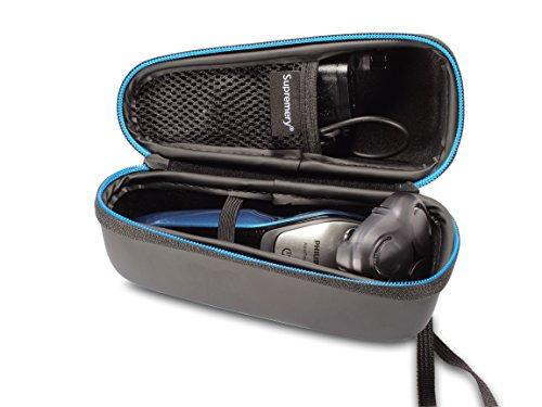 Supremery Hülle Philips AquaTouch S5420/06 S5320/06 Philips Series 7000 nass- und trockenrasierer S7520/50 S7780/64 S7370/41 S7522/50 Philips Series 5000 S5672/26 S5320/06 S5110/06 Case Tasche Etui - Persönliche Touch Rasierer