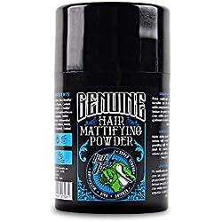 HEY JOE - Genuine Hair Mattifying Powder | Polvos volumen y fijación EXTRA FUERTE 14 gr.