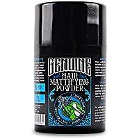 HEY JOE - Genuine Hair Mattifying Powder SUPER STRONG 14 gr | Polvos Volumen y Fijación 14 gr