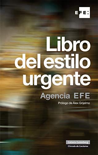Libro del estilo urgente (Ensayo) por Agencia EFE