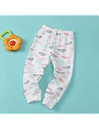 Gugutogo 2018 pantalones de los niños pantalones de algodón de otoño de los niños del otoño
