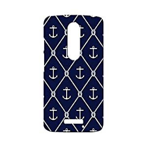 BLUEDIO Designer Printed Back case cover for Motorola Moto X3 (3rd Generation) - G2230