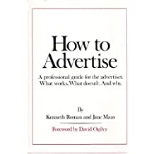 How to Advertise by Kenneth Roman (1978-03-01)
