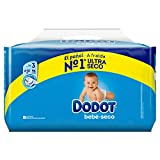Dodot – Pack of Baby Nappies - Size 3, 5 – 10 kg, Pack of 96