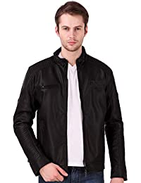 e6e96bc2a36 Leather Men s Jackets  Buy Leather Men s Jackets online at best ...