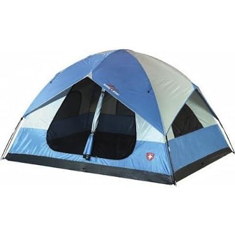 Suisse Sport Yosemite 5 Person 2 Room Dome Tent 10'