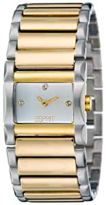 Esprit Women's Quartz Watch ES101022004 with Metal Strap