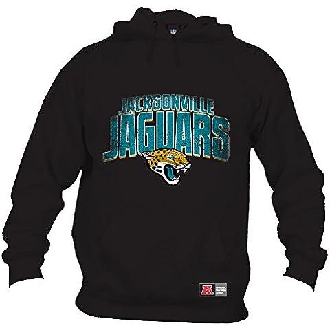 NFL Jacksonville Jaguars Lawley sudadera con capucha, negro