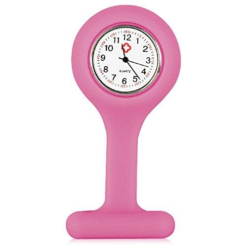 trixes-nurses-pink-gel-silicone-plastic-fob-watch