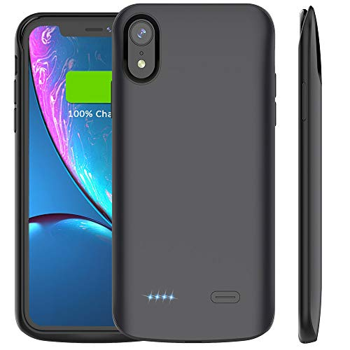 Cover Batteria per iPhone XR 6000 mAh