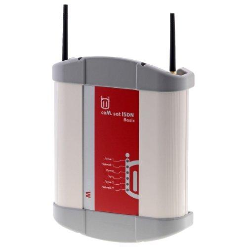 Com.Sat Basic 2K GSM Gateway ISDN Telefonanlage (S0-Port, USB)