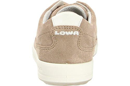 Lowa  320768 0639, Chaussures de ville à lacets pour femme Beige