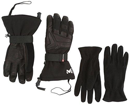 Millet Herren Handschuhe, Dryedge, 3-in-1 S schwarz - schwarz / schwarz